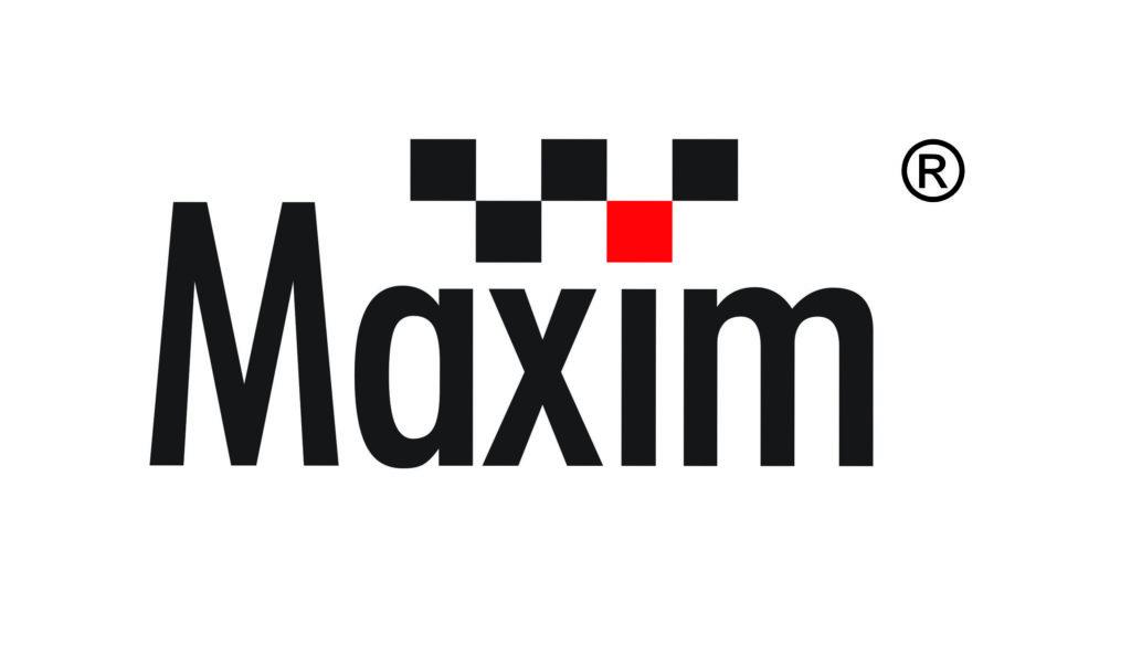 Регистрация в такси Максим